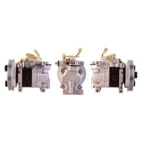 klimakompressor für mazda 323 c v coupe (ba) 1.5 16v 88 ps