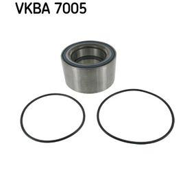 Cumpărați Set rulment roata SKF VKBA 7005