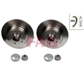 Disco de travão 713 5309 40 FAG Pagamento seguro — apenas peças novas