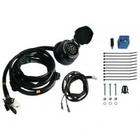 Elektrosatz, Anhängevorrichtung 012-058 Robust und zuverlässige Qualität