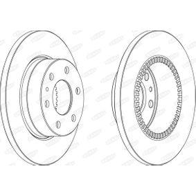 Bremsscheibe von BERAL - Artikelnummer: BCR316A