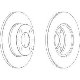 buy and replace Brake Disc FERODO DDF083-1