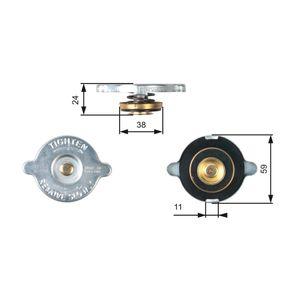 Tappo, Radiatore RC107 con un ottimo rapporto GATES qualità/prezzo