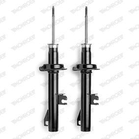 Ammortizzatore E1276 con un ottimo rapporto MONROE qualità/prezzo