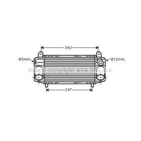 PRASCO Intercooler AI4192 acquista online 24/7