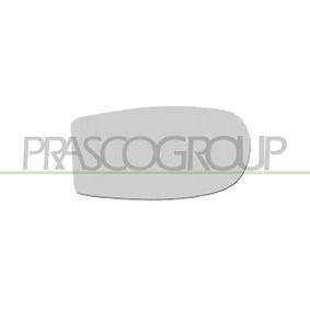 Compre e substitua Vidro de espelho, espelho retrovisor exterior PRASCO FT1337505