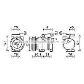klimakompressor für mazda 6 günstig online kaufen