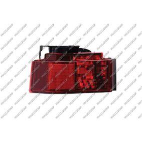Projecteur antibrouillard OP3504463 PRASCO Paiement sécurisé — seulement des pièces neuves
