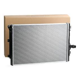 Radiatore, Raffreddamento motore PRASCO VW2208 comprare e sostituisci