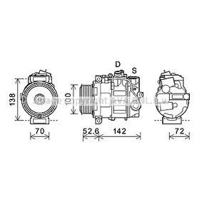 Radiatore, Raffreddamento motore PRASCO VWA2124 comprare e sostituisci