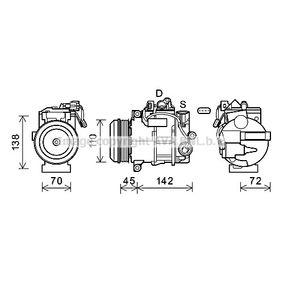 Radiatore, Raffreddamento motore PRASCO VWA2134 comprare e sostituisci