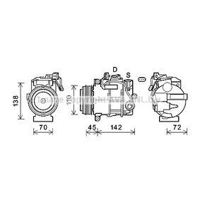 Radiateur, refroidissement du moteur VWA2135 PRASCO Paiement sécurisé — seulement des pièces neuves