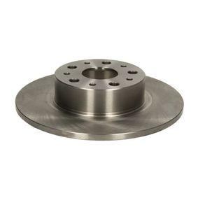 Disco freno C4D014ABE con un ottimo rapporto ABE qualità/prezzo