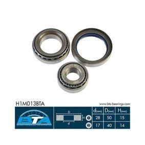 Jeu de roulements de roue H1M013BTA pour MERCEDES-BENZ petits prix - Achetez tout de suite!