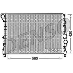 Radiatore, Raffreddamento motore DRM01001 con un ottimo rapporto DENSO qualità/prezzo