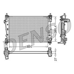 Radiatore, Raffreddamento motore DRM01006 con un ottimo rapporto DENSO qualità/prezzo