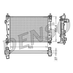Radiatore, Raffreddamento motore DRM01007 con un ottimo rapporto DENSO qualità/prezzo