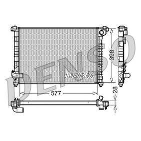 Radiateur, refroidissement du moteur DRM05100 DENSO Paiement sécurisé — seulement des pièces neuves