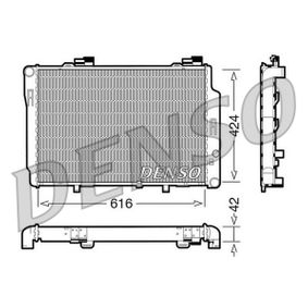 Kühler Motorkühlung DENSO DRM17064