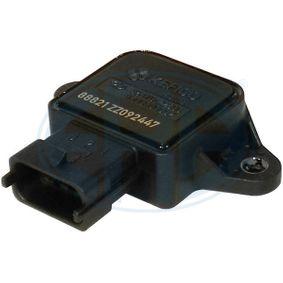 compre ERA Sensor, posição borboleta 550301 a qualquer hora