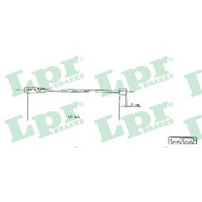 LPR Cavo comando, Freno stazionamento C0578B acquista online 24/7