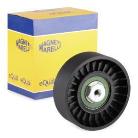 MAGNETI MARELLI Szíjtárcsa / vezetőgörgő, ékszíj 331316170023 - vásároljon bármikor