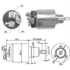 compre MAGNETI MARELLI Interruptor electromagnético, motor de arranque 940113050466 a qualquer hora