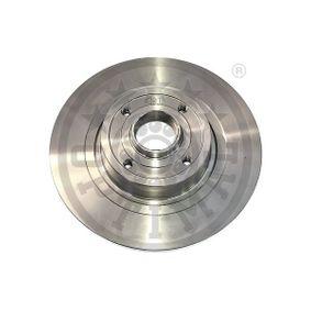 Bremsscheibe von OPTIMAL - Artikelnummer: BS-8202
