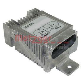 METZGER Centralina, Ventola elettr. (Raffreddamento motore) 0917037 acquista online 24/7