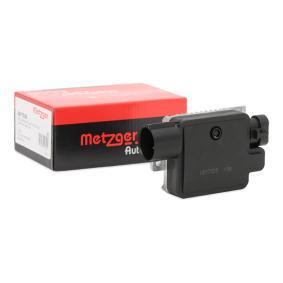 METZGER Centralina, Ventola elettr. (Raffreddamento motore) 0917038 acquista online 24/7