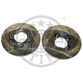 Disco de travão BS-0310 OPTIMAL Pagamento seguro — apenas peças novas