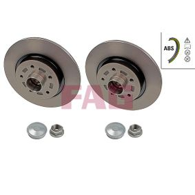 Brake Disc 713 5310 70 FAG Secure payment — only new parts