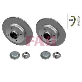 Brake Disc 713 5405 80 FAG Secure payment — only new parts