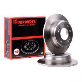 Bremsscheibe von NIPPARTS - Artikelnummer: J3310514