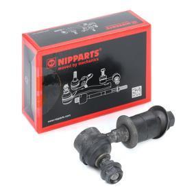 Brat / bieleta suspensie, stabilizator NIPPARTS J4961000 cumpărați și înlocuiți