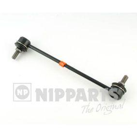 Asta/Puntone, Stabilizzatore NIPPARTS J4965011 comprare e sostituisci