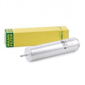 Fuel filter WK 5005/1 z for BMW 1 Series at a discount — buy now!