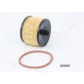 ostke ja asendage Kütusefilter JAPANPARTS FC-ECO027