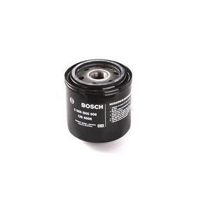 Olejový filter 0 986 B00 006 pre JEEP nízke ceny - Nakupujte teraz!
