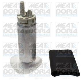 Pompa carburante 76380 MEAT & DORIA Pagamento sicuro — Solo ricambi nuovi