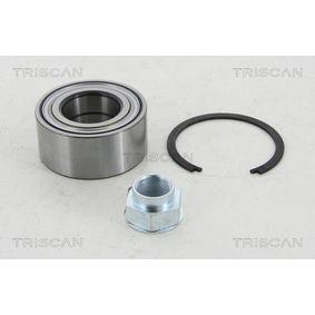 Kit cuscinetto ruota 8530 15136 con un ottimo rapporto TRISCAN qualità/prezzo