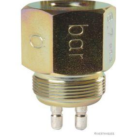 compre HERTH+BUSS ELPARTS Interruptor de pressão, sistema hidráulico de travagem 70495156 a qualquer hora
