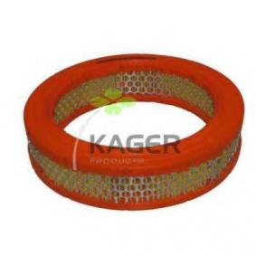 KAGER Filtro aria 12-0015 acquista online 24/7