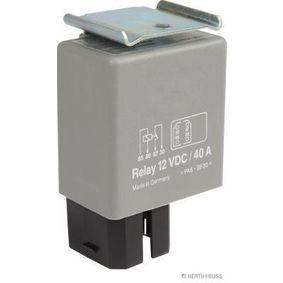 Relé, bomba de combustível 75614233 HERTH+BUSS ELPARTS Pagamento seguro — apenas peças novas