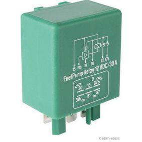 Compre e substitua Relé, bomba de combustível HERTH+BUSS ELPARTS 75614246