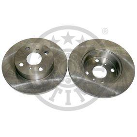 Disque de frein BS-1140 OPTIMAL Paiement sécurisé — seulement des pièces neuves