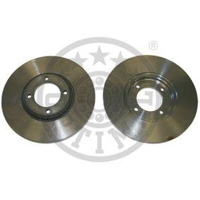 Disco de travão BS-1320 OPTIMAL Pagamento seguro — apenas peças novas