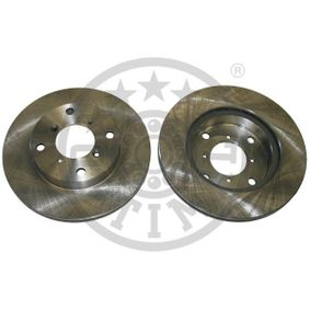Disco de travão BS-1430 OPTIMAL Pagamento seguro — apenas peças novas