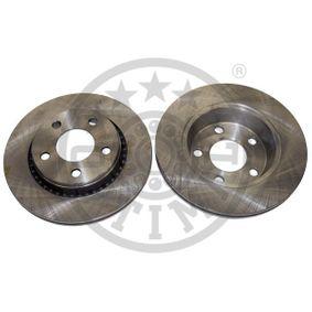 Disco de travão BS-3560 OPTIMAL Pagamento seguro — apenas peças novas