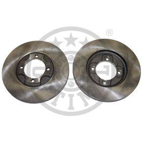 Disco de travão BS-3810 OPTIMAL Pagamento seguro — apenas peças novas